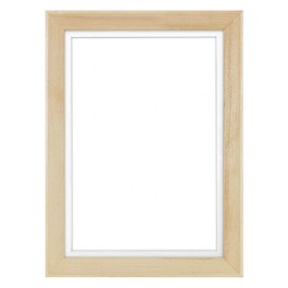 WOODWORKS 5X7 NATURAL W 5X7 MAT OPENING